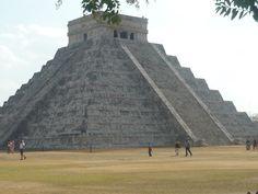 Chichén Itzá, Tinum, Yucatán, México.