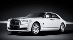 Rolls-Royce Ghost Eternal Love, 16 unidades para China - http://www.actualidadmotor.com/rolls-royce-ghost-eternal-love/
