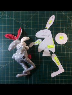 Rabbit Pattern.