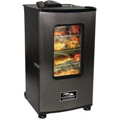 Masterbuilt Outdoor Barbecue Digital Electric Meat Smoker with RF Remote Electric Smoker Reviews, Digital Electric Smoker, Masterbuilt Electric Smokers, Masterbuilt Smoker, Best Bbq Chicken, Best Smoker, Smoke Grill, Smoker Recipes, Jerky Recipes