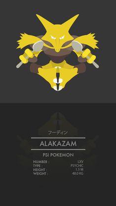 #65 Alakazam