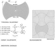 21-Cobblestone_Diagonalen « Landscape Architecture Works | Landezine