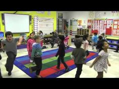 Kindergarten Music Class at PS 51 - YouTube