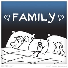 There is nothing like family!