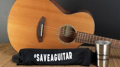 Enter to win a #SaveAGuitar Swag Pack & Pursuit Concert