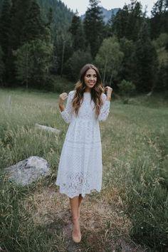 Viviana Lace Dress