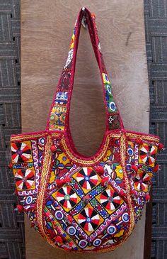 Magnifique sac Tribal de Gypsy ethnique Boho par Manthancreation