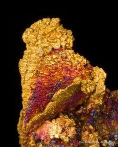 Gold, Farncomb Hill, Breckenridge, Summit County, Colorado, USA