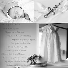 Poem not mine - but had this printed for Maggie's godparents. The gown was made from my wedding dress by grandmother.Copyright Katie M. Wittkamper