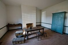 Mount Vernon Servants' Hall