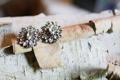 Ashley Adams, Wedding Earrings, Charleston, Bling, Wedding Plugs, Jewel, Bridal Earrings