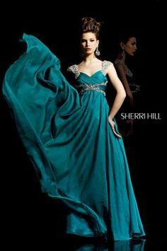 Sherri Hill Fall 2012-Style 3843 #SHERRIHILLSTYLE