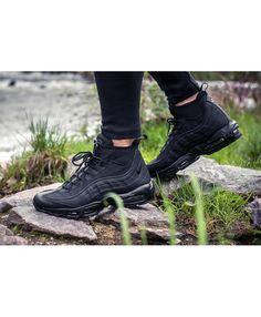 Nike Air Max 95 Black Black Trainer