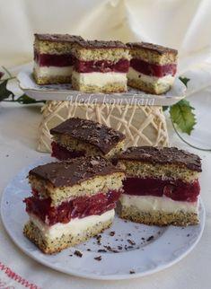 Rice Cakes, No Bake Cake, Tiramisu, Easy Meals, Easy Recipes, Bakery, Cheesecake, Cherry, Food And Drink