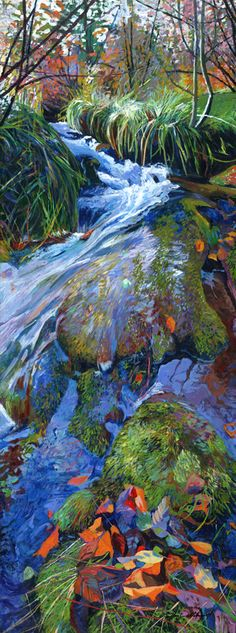 Ellen Dittebrandt – Waterfall