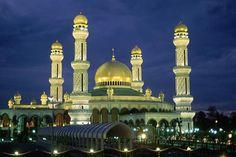Brunei   BRUNEI MEZQUITA