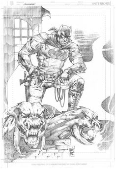 Batman by Marcio Abreu