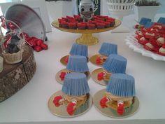 Meus cupcakes