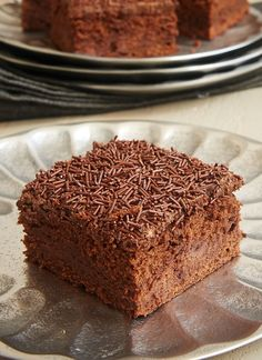 Chocolate Cream Cheese Brownies have SO many layers of chocolate. These are a must for big-time chocolate lovers! - Bake or Break ~ http://www.bakeorbreak.com