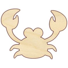 Crab pattern use the printable pattern for crafts for Templates for wood cutouts