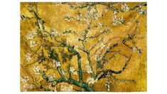 'Yellow Blossom' by Vincent Van Gogh Painting Print Rosalind Wheeler Vincent Van Gogh, Van Gogh Paintings, Nature Scenes, Aesthetic Wallpapers, Painting Prints, Framed Art, Fine Art, Abstract, Artist