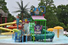 Wet'n'Wild Splashtown: Tips for Visiting Houston's Biggest Water Park with Kids!
