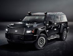 Conquest Evade - Zombie Apocalypse Vehicle for the Rich and Famous. $579,000