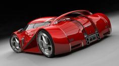 """This is a evolution of my concept car UBO,  from the first sketches I made in 2007 until the last improvements and final renders I made recently. Currently a movie about UBO is at exhibition at """"Museo dell'Automobile"""" in Torino, Italy by Urbano Rodriguez by Interesting Engineering on G+"""