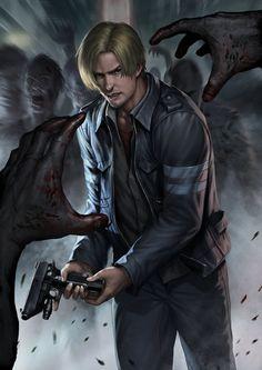 Leon Scott Kennedy - Resident Evil 6