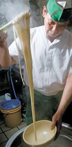 [맛대맛 라이벌] (10) 칼국수