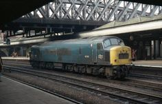 mainline class 45 sherwood forester - Google Search