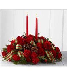 Ftd flower arrangements for christmas | Christmas Centerpieces | Christmas Floral Centerpieces | Christmas ...