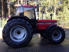 Case 1455 Classic Tractor, Engin, Heavy Machinery, Case Ih, Monster Trucks, Vw, Toys, Tractors, Good Job