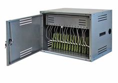 Mobile Device Carts and Cabinets » iPad® Tablet Carts and Cabinets | Products | Spectrum Industries