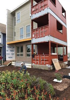 Container Houses container conversion   favorite container homes   pinterest