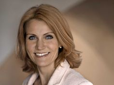 Helle Thorning-Schmidt: b. 1966;  Helle Thorning-Schmidt is a Danish politician who has been the Prime Minister of Denmark since 2011 and the Leader of the Social Democrats since 2005. She is the first woman to hold either post. As Leader of the Social Democrats, she led her party through the 2007 parliamentary election, which was won, and the 2011 parliamentary election, after which she was appointed Prime Minister by Queen Margrethe II.
