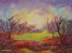 Original Landscape Painting by Louis Pretorius Africa Painting, Love Painting, Landscape Art, Landscape Paintings, Landscapes, Original Paintings, Original Art, South African Art, Impressionism Art