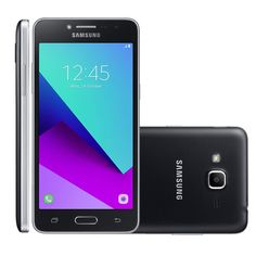 Site de compras pela internet Celular Smartphone Galaxy J2 Prime TV Dual Chip Samsung PRETO