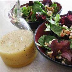 Foto recept: Rode bieten, spinazie en walnoten salade