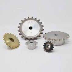 Adjustable sprocket with different shaft diameter? Roller Chain, Different
