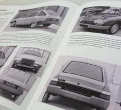 "OG | 1970 Citroën GS | ""Citroën GS & GSA"" book substract, by author Marc Stabèl, published by Citrovisie, © Citrovisie"
