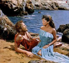 Ulysses - Kirk Douglas - Rossana Podestà