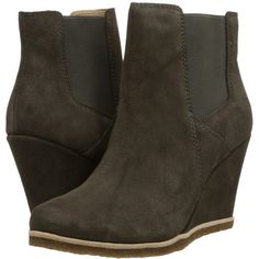 Splendid Tandie Women's Pull-on Boots ($168) ❤ liked on Polyvore featuring shoes, boots, ankle booties, ankle boots, pull on boots, pull on ankle boots, high heel bootie y wedge ankle booties