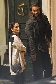 Jason Momoa and Lisa Bonet at Their Hotel in Rome Out for Lunch in Rome Out and About 1 2 3 Moon Of My Life, Jason Moma, Jason Momoa Lisa Bonet, Rome, Jason Momoa Aquaman, Khal Drogo, Hollywood, Celebrity Couples, Movies