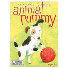 Animal Rummy Card Game