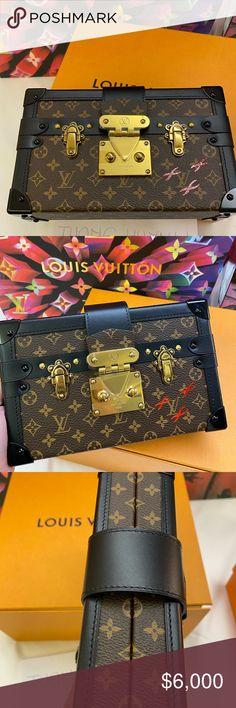 How To Identify Authentic Louis Vuitton Bags Couture Usa >> 20 Best Petite Malle Images Louis Vuitton Bags Fashion