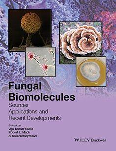 Fungal Biomolecules: Sources, Applications and Recent Developments: Vijai Kumar Gupta, Robert L. Mach, S. Sreenivasaprasad: 9781118958292: Amazon.com: Books