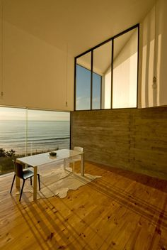 D House by Panorama, Matanzas, Chile