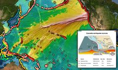 Terrifying simulation shows how the Pacific Northwest could be decimated by a megaquake caused by the Cascadia fault   Read more: http://www.dailymail.co.uk/sciencetech/article-3480680/Terrifying-simulation-shows-Pacific-Northwest-decimated-megaquake-Cascadia-fault.html#ixzz42IYcLupi  Follow us: @MailOnline on Twitter | DailyMail on Facebook