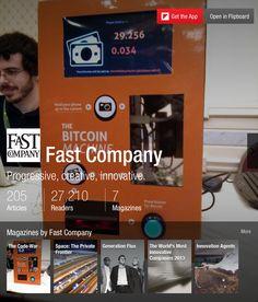 Fast Company - Flipboard Magazines #articles